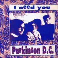 Discos de vinilo: PARKINSON D.C. I NEED YOU (SINGLE) . POSIES BIG STAR THE BYRDS INQUILINO COMUNISTA. Lote 74032747