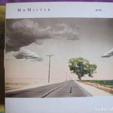 Discos de vinilo: LP - MR. MISTER - GO ON... (SPAIN, RCA RECORDS 1986). Lote 74045323