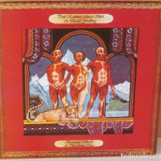 Disques de vinyle: PAUL KANTNER, GRACE SLICK & DAVID FREIBERG - BARON VON TOLLBOOTH ..GRUNT - 1977 (1973). Lote 74066643