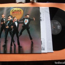 Discos de vinilo: GOLDEN APPLE QUARET LP IZ SPAIN DONOSTI 1991 CON ENCARTE NUEVO¡¡¡. Lote 74069655