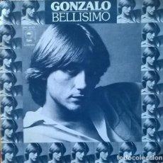 Discos de vinilo: GONZALO-BELLÍSIMO, EPC 5727. Lote 74077951