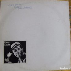Discos de vinilo: MAXI - ROBERT SACCHI - JUNGLE QUEEN / CASABLANCA (PROMO ESPAÑOL, CARNABY RECORDS 1982). Lote 74088687