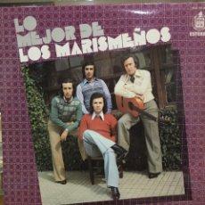 Discos de vinilo: LOS MARISMEÑOS-LO MEJOR DE-1976. Lote 74091085