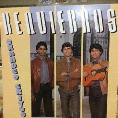 Discos de vinilo: REQUIEBROS-GRANDES EXITOS-1986. Lote 74094066