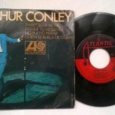 Discos de vinilo: ARTHUR CONLEY SWEET SOUL MUSIC + 3 EP. Lote 74109451