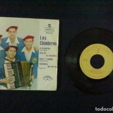 Discos de vinilo: LOS CHIMBEROS. Lote 74144323