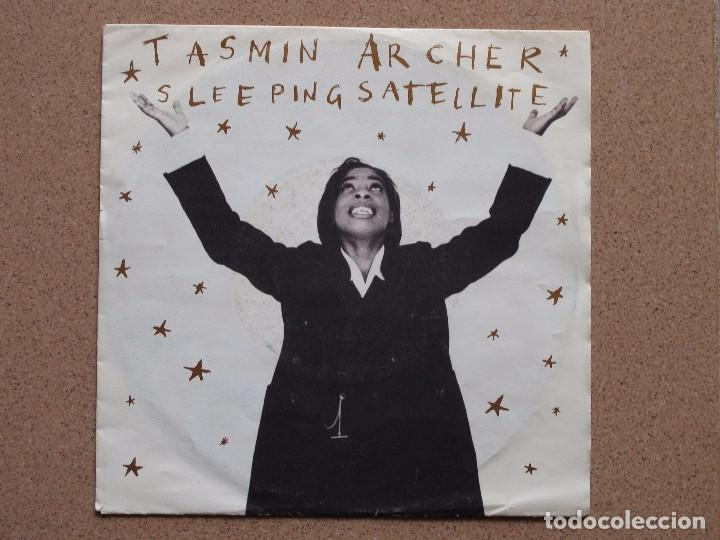TASMIN ARCHER - SLEEPING SATELLITE / SLEEPING SATELLITE (ACOUSTIC) - DISCO PROMOCIONAL (Música - Discos - Singles Vinilo - Pop - Rock Extranjero de los 90 a la actualidad)
