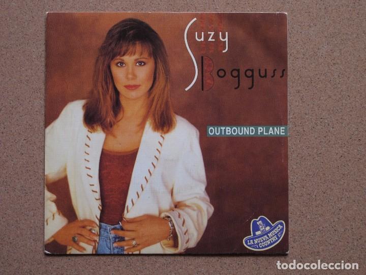 SUZY BOGGUSS - OUTBOUND PLANE - PROMOCIONAL (Música - Discos - Singles Vinilo - Pop - Rock Extranjero de los 90 a la actualidad)
