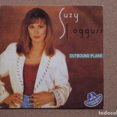 Discos de vinilo: SUZY BOGGUSS - OUTBOUND PLANE - PROMOCIONAL. Lote 74162831