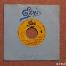 Discos de vinilo: STEPHANIE - WINDS OF CHANGE - DISCO PROMOCIONAL DE UNA SOLA CARA. Lote 74163127