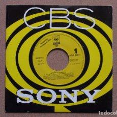 Discos de vinilo: T99 - NOCTURNE - DISCO PROMOCIONAL DE UNA SOLA CARA. Lote 74163507