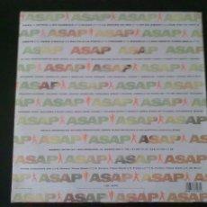 Discos de vinilo: ASAP-TRANSMISSION. Lote 74163999
