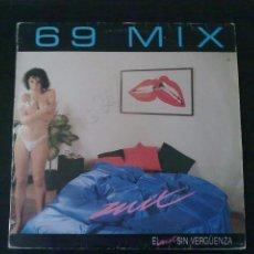 Discos de vinilo: 69 MIX. Lote 74164035