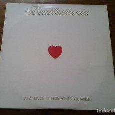 Discos de vinilo: BEATLEMANIA LA BANDA DE LOS CORAZONES SOLITARIOS LP BELTER 2-47.112. Lote 74176595