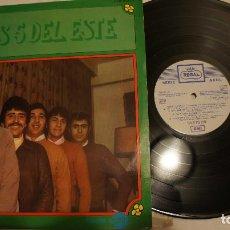 Discos de vinilo: LOS 5 DEL ESTE - EMI REGAL 1969. Lote 74178223