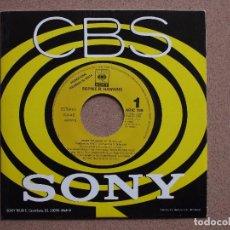 Discos de vinilo: SOPHIE B. HAWKINGS - I WANT YOU - DISCO PROMOCIONAL DE UNA SOLA CARA. Lote 74188063