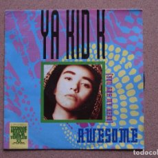 Discos de vinilo: YA KID K - AWESOME. Lote 74194143