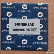 Discos de vinilo: SHINEHEAD - JAMAICAN IN NEY YORK - DISCO PROMOCIONAL. Lote 74198515