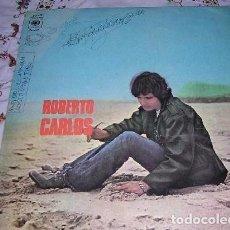 Discos de vinilo: ROBERTO CARLOS - O INIMITÁVEL. Lote 74204399