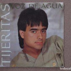 Discos de vinilo: TIJERITAS - VOZ DE AGUA - DISCO PROMOCIONAL DE UNA SOLA CARA. Lote 74230835