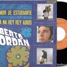 ROBERTO JORDÁN CON LOS ZIGNOS: AMOR DE ESTUDIANTE / NA NA HEY HEY ADIÓS