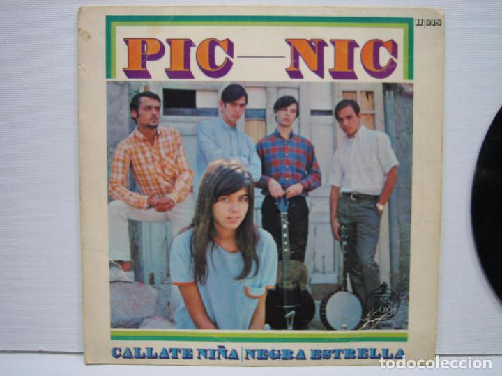 SINGLES PIC-NIC 1967 (Música - Discos de Vinilo - Maxi Singles - Grupos Españoles 50 y 60)