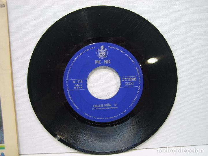 Discos de vinilo: Singles Pic-Nic 1967 - Foto 2 - 74233587