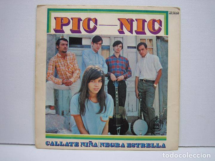 Discos de vinilo: Singles Pic-Nic 1967 - Foto 5 - 74233587