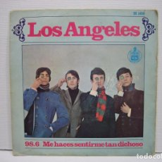 Discos de vinilo: SINGLES LOS ANGELES 1967. Lote 74233687