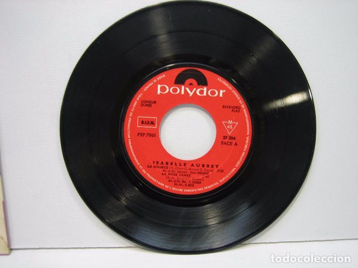 Discos de vinilo: Singles Isabelle Aubret - Foto 3 - 74234031