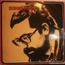 Discos de vinilo: MANUEL FREIRE - PEDRA FILOSOFAL (LP PORTUGUES) [DIAPASAO]. Lote 73026345