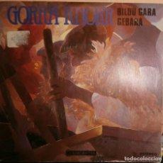 Discos de vinilo: GORKA KNORR - BILDU GARA / GEBARA (EUSKERA)(SG). Lote 73026485