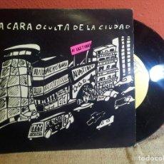 Discos de vinilo: AI LAS TIBET / LA CARA OCULTA DE LA CIUDAD / ANGUSTIA VITAL - NIT 1989 VILAFRANCA PENEDES (REF-1AC). Lote 74266759