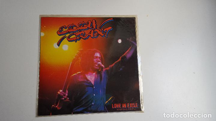 EDDY GRANT - LOVE IN EXILE (VINILO) (Música - Discos - LP Vinilo - Reggae - Ska)