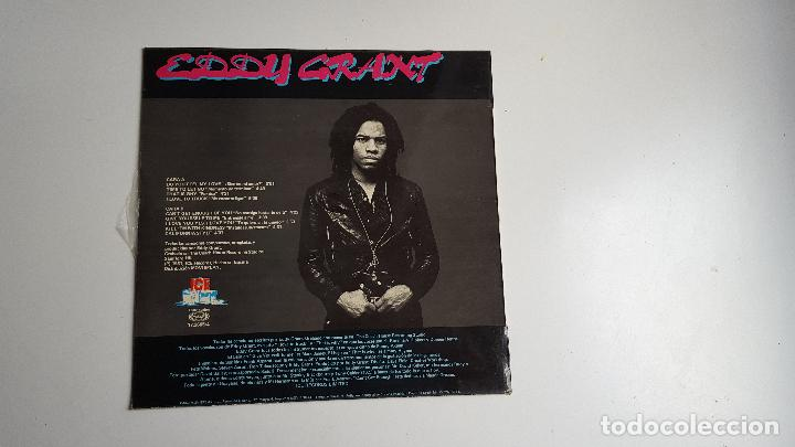 Discos de vinilo: Eddy Grant - Cant get enough (VINILO) - Foto 2 - 74280963