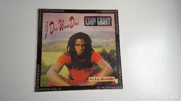 EDDY GRANT - I DON'T WANNA DANCE (VINILO) (Música - Discos de Vinilo - Maxi Singles - Reggae - Ska)
