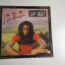 Discos de vinilo: EDDY GRANT - I DON'T WANNA DANCE (VINILO). Lote 74300579