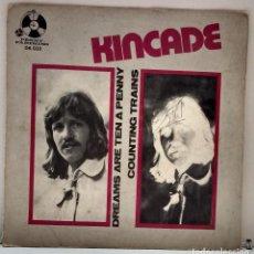 Discos de vinilo: JOHN KINCADE – DREAMS ARE TEN A PENNY. Lote 74300687