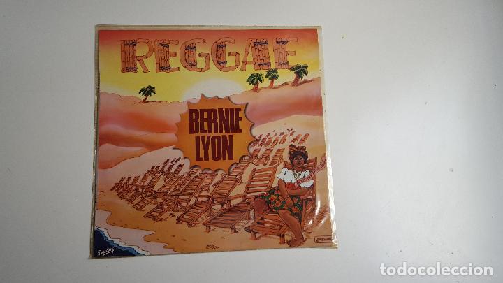BERNIE LYON - REGGAE (VINILO) (Música - Discos - LP Vinilo - Reggae - Ska)