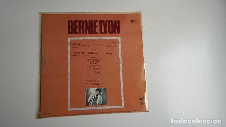 Discos de vinilo: Bernie Lyon - REGGAE (VINILO) - Foto 2 - 74300771