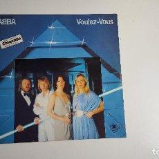 Discos de vinilo: ABBA - VOULEZ VOUS (VINILO). Lote 74305535