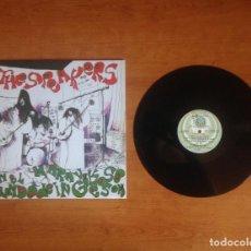 Discos de vinil: THE SPEAKERS – EN EL MARAVILLOSO MUNDO DE INGESON (2013 SHADOKS). Lote 74324839