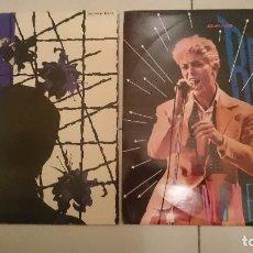 Discos de vinilo: DAVID BOWIE. Lote 74336871