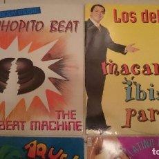 Discos de vinilo: RUMBA POP PACHANGA. Lote 74340023
