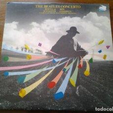 Discos de vinilo: THE BEATLES CONCERTO LP THE ROYAL LIVERPOOL PHILHARMONIC ORCHESTRA PARLOPHONE 1979 ORIG. INGLES. Lote 74344079