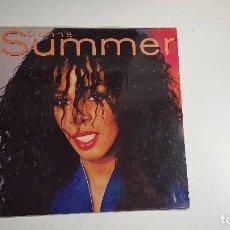 Discos de vinilo: DONNA SUMMER (VINILO). Lote 74353639