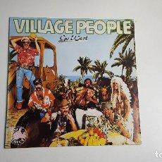 Discos de vinilo: VILLAGE PEOPLE - GO WEST (VINILO). Lote 74377923