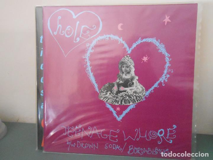 HOLE - TEENAGE WHORE (Música - Discos de Vinilo - Maxi Singles - Punk - Hard Core)