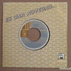 Discos de vinilo: ZAPATO VELOZ - LA GRAN DIVA + EL MERECUMBRE. Lote 74385703