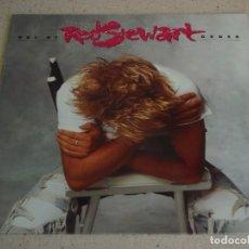 Discos de vinilo: ROD STEWART ( OUT OF ORDER ) 1988- GERMANY LP33 WARNER BROS RECORDS. Lote 74390923
